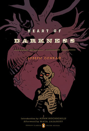 Cover for blog entry featuring Joseph Conrad's Heart of Darkness